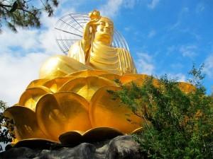 Buddha, Da Lat, Vietnam