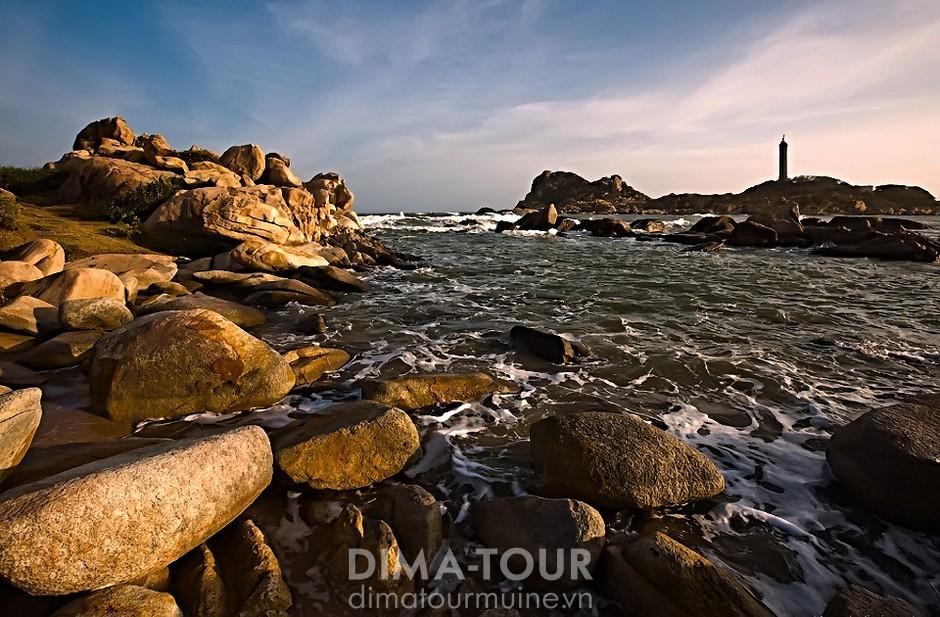 Ke Ga lighthouse near Mui Ne, Vietnam