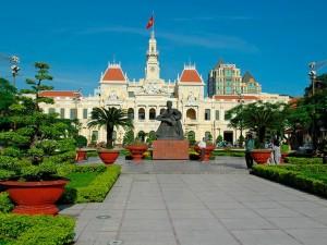 Saigon tour (Ho Chi Minh), Vietnam
