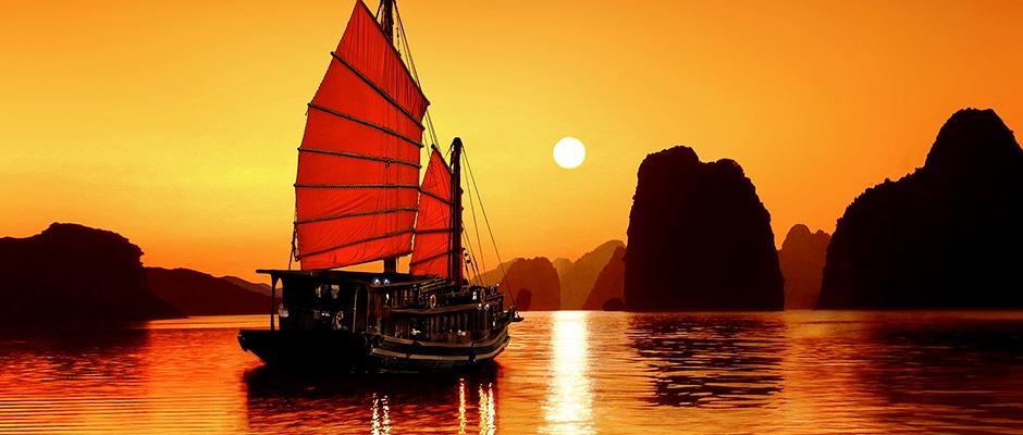 Tours to Vietnam, Mui Ne - Ha Long bay