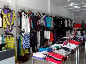 Shopping in Mui Ne, Vietnam
