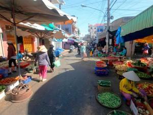 Phan Thiet from Mui Ne, Vietnam