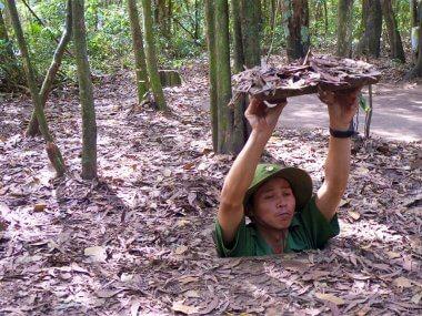 Tour from Mui Ne Vietnam: Saigon, Mekong delta, Cu Chi tunnels. 2 days