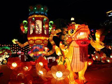 Vietnamese New Year Tet