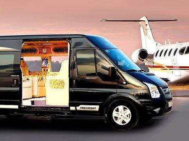 VIP airport transfer in Vietnam: Saigon - Mui Ne - Nha Trang and other directions